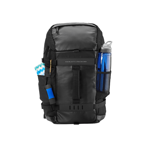 HP 15.6 inch Odyssey Black Backpack