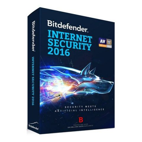 Bitdefender Antivirus 1PC