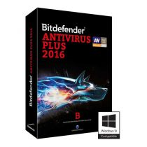 Bitdefender ANTIVIRUS PLUS 2016 1 PC 1year