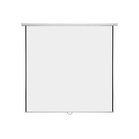 Super View Projector Screen 70x70 Inch Wall