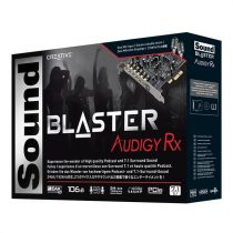 Creative Sound Blaster Audigy PCIe RX Sound Card