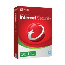Trend Micro Internet Security TI 10 1-Year 3-PC