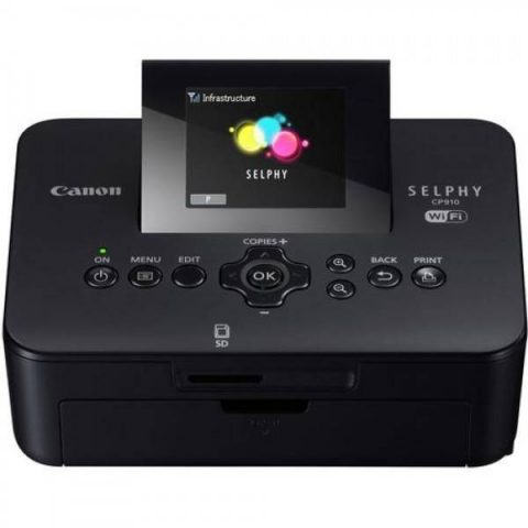 Canon Selphy CP910 Wireless Photo Printer