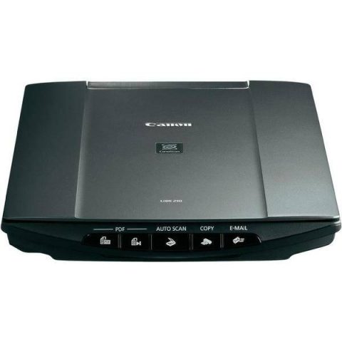 Canon LiDE 210 Flatbed Photo Scanner