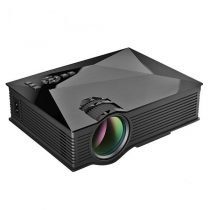 Unic uc46 Wifi Portable LED Video Home Cinema Projector Beamer PC VGA/USB/AV/HDMI Wireless Mini Pocket Projector