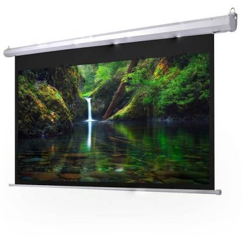 Electric Projector Screens 72'' to 550''