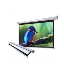 Manual Projector Screens 72'' 84'' 100' 120'' 150''