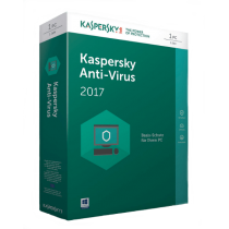 Kaspersky Antivirus 1 User