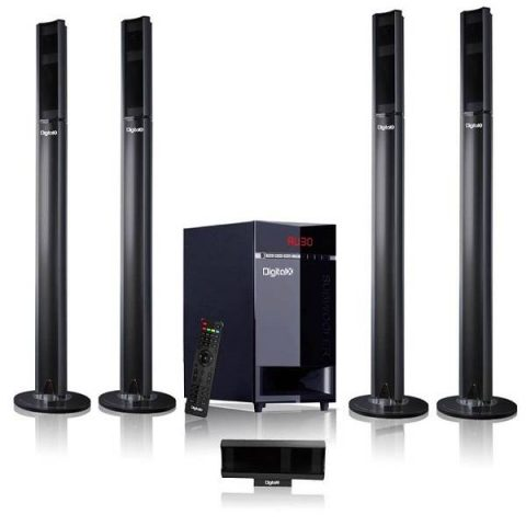 Digital X X-F 1200 Multimedia Home Theater