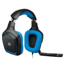 Logitech G430 DTS Surround Sound Gaming Headset