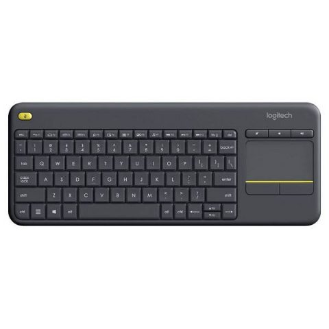 Logitech K400 Wireless Touch Pad Keyboard