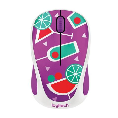 Logitech M238 Wireless USB Mouse