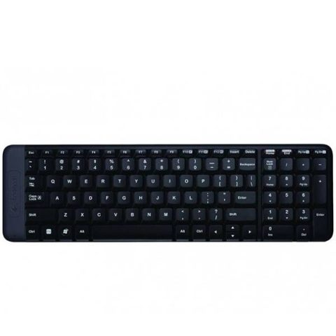 Logitech MK220 Wireless Combo Mouse Keyboard