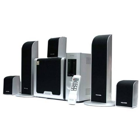 Microlab FC861 Home Theater