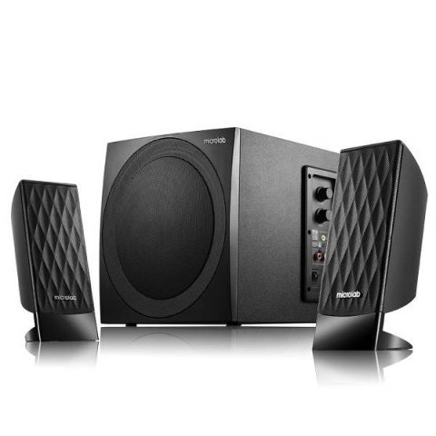 Microlab M300 Acoustic Home Theater