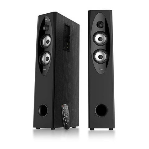 F&D T60X Bluetooth Karaoke TV Tower Speaker
