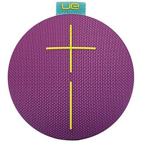 Ultimate Ears UE Roll 2 Sugarplum Portable Bluetooth Speaker