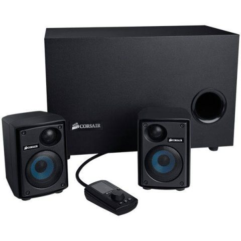 Corsair Gaming Audio Series SP2500 Bi-Amplification Speaker