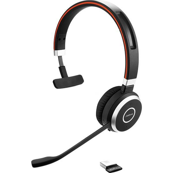Jabra Evolve 75 Ms Duo Wireless Bluetooth Headset: Jabra EVOLVE 65 MS Duo Headphone Price In Bangladesh