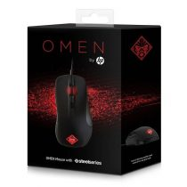 OMEN HP Wired SteelSeries USB Gaming Mouse