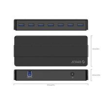 ORICO 7 Port USB3.0 Desktop HUB