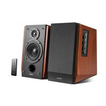 Edifier R1700BT Brown Bluetooth Bookshelf Speaker