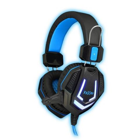 Foxxray FXR-BAL-11 Azure Gaming Headset Price in Bangladesh,Foxxray FXR-BAL-11 Azure Gaming Headset Price in BD,Foxxray Gaming Headset Price in Bangladesh