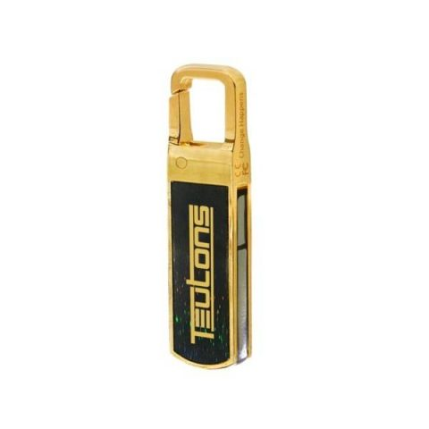 Teutons Solid Gold 32GB Pendrive