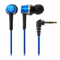 Audio Technica ATH CKR30iS BL In Ear Headphone