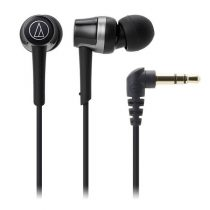 Audio Technica ATH CKR30iS Bk In Ear Headphone