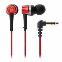 Audio Technica ATH CKR30iS RD In Ear Headphone