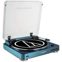Audio Technica AT-LP60 USB Blue