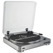 Audio Technica AT-LP60 USB Gun Metal
