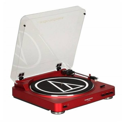 Audio Technica AT-LP60 USB Red Price in Bangladesh