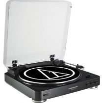 Audio Technica AT-LP60BK Turntable