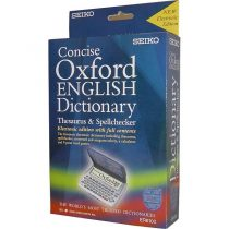 Seiko ER6100 Concise Oxford Dictionary