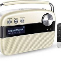 Saregama Carvaan Bengali Porcelain White Portable Music Player