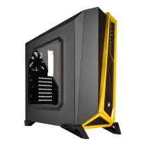 Corsair Spec Alpha Gaming Casing (Black-Yellow) Price in BD
