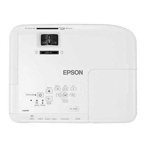 Epson EB-X05 Multimedia ProjectorPrice in Multimedia Kingdom