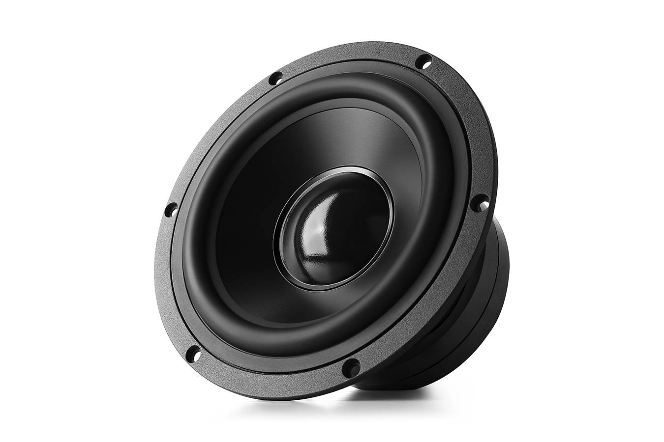 "6.5"" Aluminium Alloy Diaphragm Bass Unit"