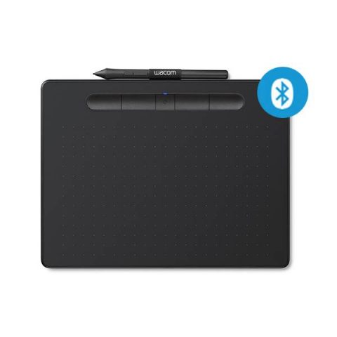 Wacom Intuos Small Bluetooth Graphics Tablet