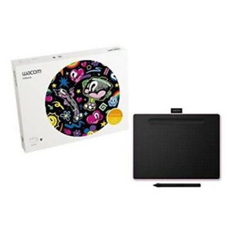 Wacom Intuos Small Berry Graphics Tablet