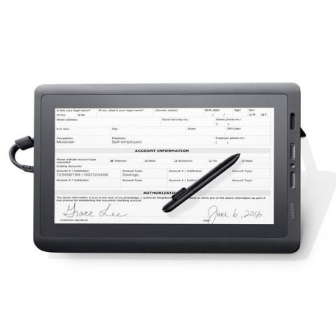Wacom DTK-1651 Signature Display