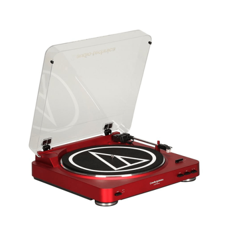 AUDIO TECHNICA AT-LP60 RD