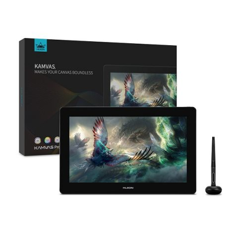 Huion Kamvas Pro 16 Plus (4K) Pen Display