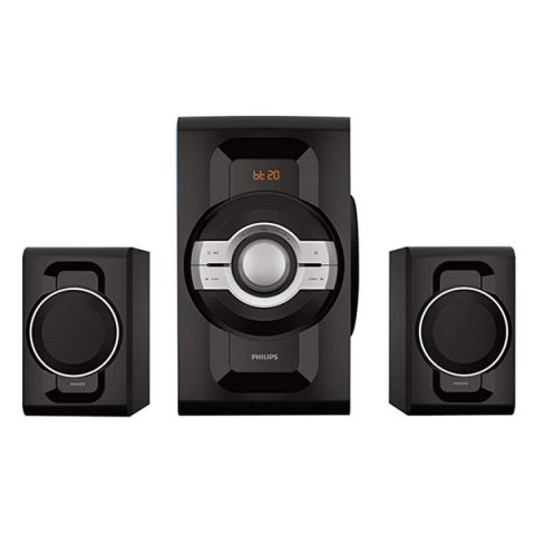 Philips MMS2260B Sound System Price in Bangladesh | Multimedia Kingdom