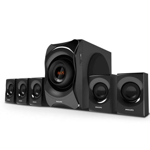 Philips SPA8000B Sound System Price in BD | Multimedia Kingdom