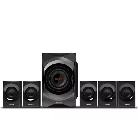 Philips SPA8000B Sound System Price in Bangladesh | Multimedia Kingdom