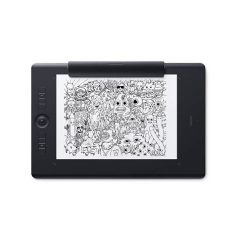 Wacom Intuos Pro Medium PTH 660/KO Paper Edition at Best Price in BD
