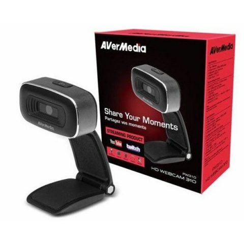 avermedia pw3100 hd webcam in bd